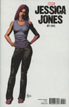 Jessica Jones #1 Cover F Incentive Mike Deodato Jr Teaser Variant Cover (Marvel Now Tie-In)