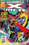 Adventures Of The X-Men #4 Without Kool-Aid