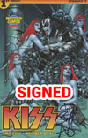 KISS Vol 3 #1 Cover R Midtown Exclusive Jim Balent Variant Cover Signed By Amy Chu & Jim Balent