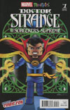 Doctor Strange And The Sorcerers Supreme #1 Cover J NYCC 2016 Exclusive Doctor Strange Minimate Variant Cover (Marvel Now Tie-In)