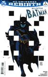 All-Star Batman #6 Cover C Variant Francesco Francavilla Cover
