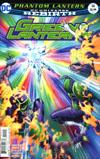 Green Lanterns #14 Cover A Regular Robson Rocha & Jay Leisten Cover