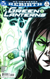 Green Lanterns #14 Cover B Variant Emanuela Lupacchino Cover