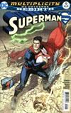 Superman Vol 5 #15 Cover A Regular Patrick Gleason & Mick Gray Cover
