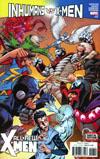 All-New X-Men Vol 2 #17 Cover A Regular Mark Bagley Cover (Inhumans vs X-Men Tie-In)