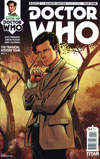 Doctor Who 11th Doctor Year Three #4 Cover A Regular Wellington Diaz Cover