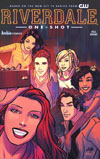 Riverdale One Shot Cover A Regular Alitha Martinez Cover