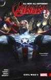 All-New All-Different Avengers Vol 3 Civil War II TP