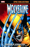 Wolverine Epic Collection Vol 12 Shadow Of Apocalypse TP
