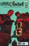 Doctor Strange Punisher Magic Bullets #1 Cover B Midtown Exclusive Marco DAlfonso Run The Jewels Variant Cover