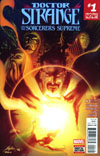 Doctor Strange And The Sorcerers Supreme #1 Cover K 2nd Ptg Rafael Albuquerque Variant Cover (Marvel Now Tie-In)