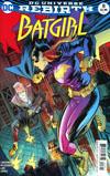 Batgirl Vol 5 #8 Cover B Variant Francis Manapul Cover