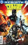 Justice League Of America Vol 5