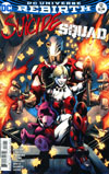 Suicide Squad Vol 4 #12 Cover B Variant Whilce Portacio Cover