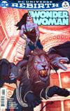 Wonder Woman Vol 5 #16 Cover B Variant Jenny Frison Cover