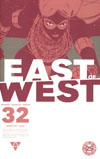 East Of West #32 Cover A Regular Nick Dragotta Cover