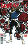 Bullseye #1 Cover A Regular Dave Johnson Cover