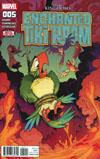 Disney Kingdoms Enchanted Tiki Room #5 Cover A Regular Brian Kesinger Cover