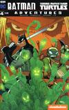 Batman Teenage Mutant Ninja Turtles Adventures #4 Cover A Regular Jon Sommariva Cover