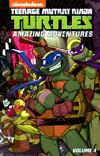 Teenage Mutant Ninja Turtles Amazing Adventures Vol 4 TP