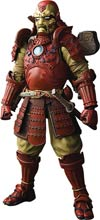 Marvel Meisho Manga Realization - Koutetsu-Samurai Iron Man Mk-3 Action Figure