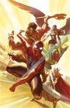 Avengers Vol 6 #4 By Alex Ross Poster