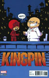 Kingpin Vol 2 #1 Cover D Variant Skottie Young Baby Cover