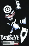 Bullseye #1 Cover D Variant Skottie Young Baby Cover