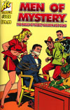 Men Of Mystery #102 Cover A Alex Schomburg Miss Masque & Black Terror