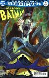 All-Star Batman #8 Cover B Variant Giuseppe Camuncoli Cover