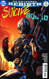 Suicide Squad Vol 4 #14 Cover B Variant Whilce Portacio Cover