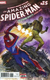 Amazing Spider-Man Vol 4 #25 Cover A Regular Alex Ross Cover