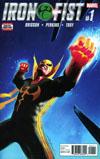 Iron Fist Vol 5 #1 Cover A 1st Ptg Regular Jeff Dekal Cover