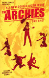 Archies One Shot Cover B Variant David Mack Cover
