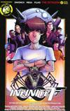 Infinite Seven #2 Cover B Variant Arturo Mesa Movie Poster Cover
