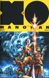 X-O Manowar Vol 4 #1 Cover A 1st Ptg Regular Lewis Larosa Cover