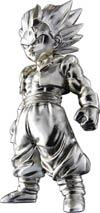 Absolute Chogokin DZ-07 Dragon Ball Z - Gogeta Die-Cast Mini-Figure