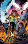 X-Men Blue #1 Poster