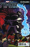 Thanos Vol 2 #5 Cover B Variant Rob Guillory Venomized Cover