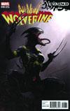 All-New Wolverine #18 Cover C Variant Francesco Mattina Venomized Cover