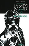 James Bond Vol 2 #1 Cover G Incentive Jason Masters Black & White Cover