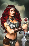 Red Sonja Vol 7 #3 Cover F Incentive Tatiana DeKhtyar Cosplay Virgin Cover