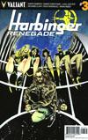 Harbinger Renegade #3 Cover F Incentive Jim Mahfood Variant Cover