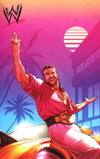 WWE #1 Cover F Incentive Jamal Campbell Razor Ramon Virgin Variant Cover