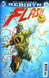 Flash Vol 5 #21 Cover A Regular Jason Fabok Lenticular Cover (The Button Part 2)