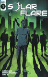 Solar Flare #1 Cover A 1st Ptg