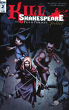 Kill Shakespeare Past Is Prologue Juliet #2 Cover B Variant Simon Davis Subscription Cover