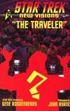 Star Trek New Visions #13 The Traveler