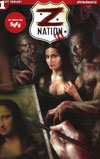 Z Nation #1 Cover B Variant Lucio Parrillo Cover