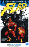 Flash (Rebirth) Vol 2 Speed Of Darkness TP